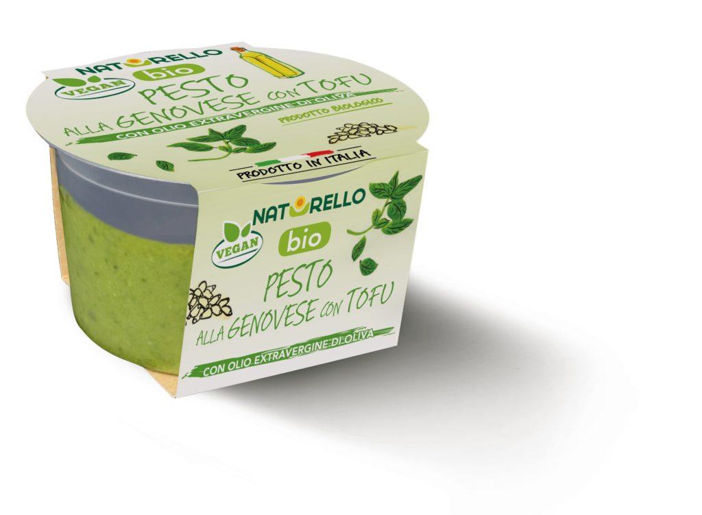 Pesto alla Genovese Bio-Vegano con Tofu